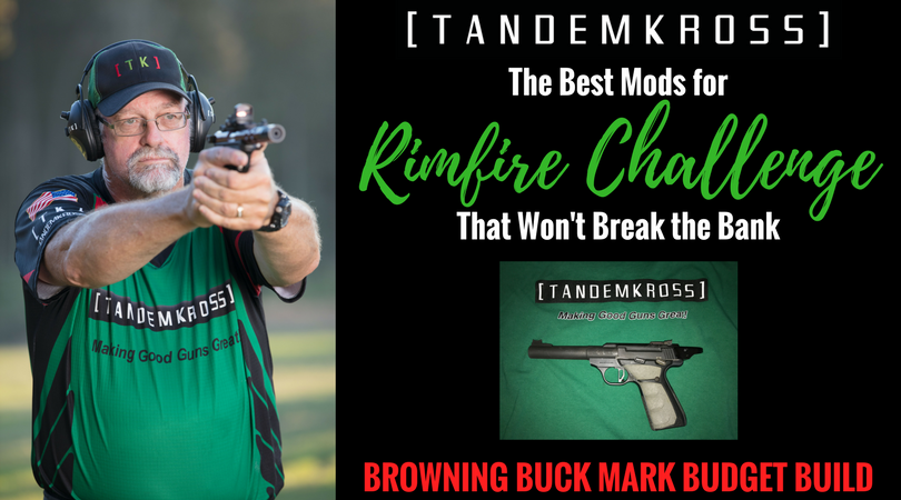 Rimfire Challenge Tips: Being Competitive on a Budget, Part 2